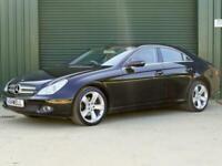 2008 Mercedes-Benz CLS CLS 320 CDI Tip Auto - 1 Owner - Face lift model - FSH -