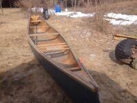 20 foot canoe