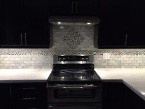 Professional Kitchen Backsplash Tile Installation From $200 Oakville / Halton Region Toronto (GTA) image 1