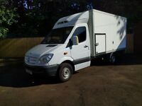 Mercedes Sprinter 313 CDI MWB (white) 2012