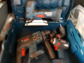 Joblot of Bosch Power Tools
