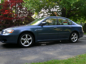 Subaru legacy very clean and strong/ manual shift