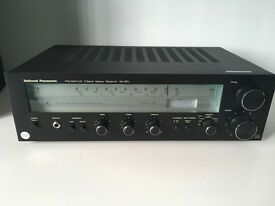 National Panasonic SA-80L Stereo Receiver - VERY RARE - As new condition.