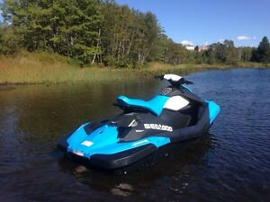 2016 seadoo spark 2up 60hp
