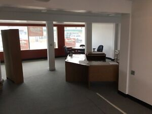 Storefront - office for rent or lease