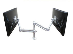 Monitors in Motion Mantis 20 Dual Arm Mount Double