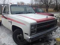 1985 chevy c30 custom deluxe 6.2l diesel