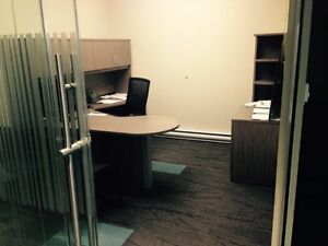 2 Professional offices 5th and Central $700 per office Prince George British Columbia image 2