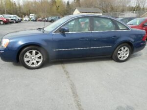 2005 Ford Five Hundred tax included Sedan