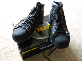 Pair of new Safety Boots