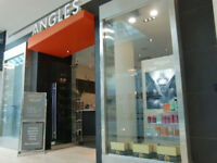 Full time receptionist for Angles Salon CORE shopping center