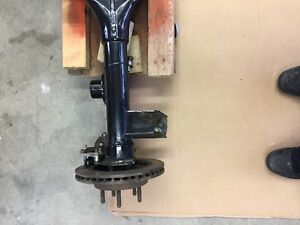 MOSER G BODY FORD NINE COMPLETE DISC BRAKES