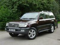 2002 Toyota LAND CRUISER AMAZON 4.2 TD 5dr Auto *SOLD* - 2 ARRIVING NEXT WEEK -