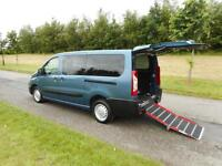 2011 Peugeot Expert Tepee L2 LWB 1.6 Hdi WHEELCHAIR ACCESSIBLE X2 VEHICLE WAV