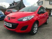 2014 Mazda 2 1.3 SE 5dr HATCHBACK Petrol Manual