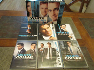 White Collar DVD Box Set