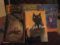CHAPTER BOOKS 5 BOOKS  ALL NEW...NEVER READ..BUY LOT