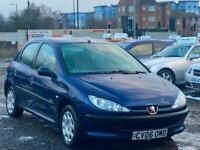 * 2006 PEUGEOT 206 1.4 HDi URBAN 5 DOOR + CLICK & COLLECT + BUY FROM HOME *