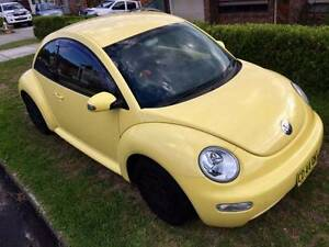 2006 Volkswagen Beetle---perfect car moving sale Sydney City Inner Sydney Preview