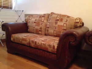 nice and clean couches for sale.