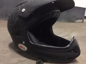 Snowboard/Bike Helmet w/ full face shield