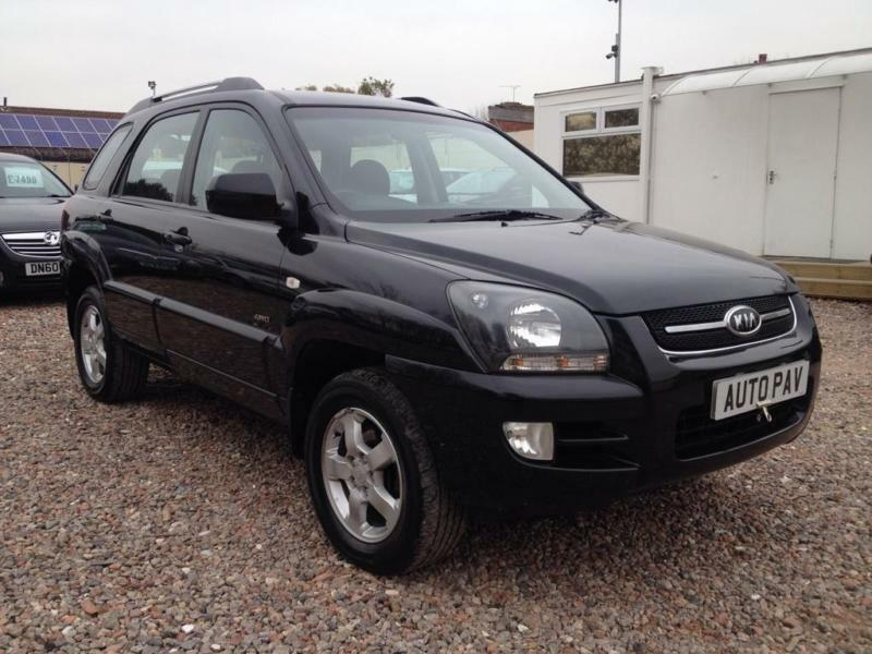 2007 kia sportage 2 0 crdi xe 4wd 5dr in coventry west. Black Bedroom Furniture Sets. Home Design Ideas