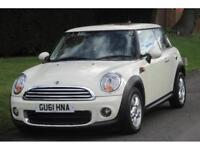 Mini Mini Hatch 1.6 One 3dr (Automatic/Pan-Roof)
