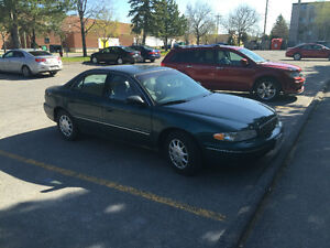 2001 Buick Century-LOW PRICE-NEED TO BE SOLD