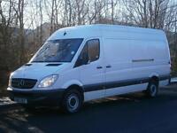 2013(63) Mercedes-Benz Sprinter 313 CDI LWB, Euro 5, CRUISE, BLUETOOTH, FINANCE?