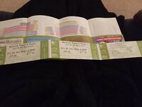 2 x Norwich Panto Tickets