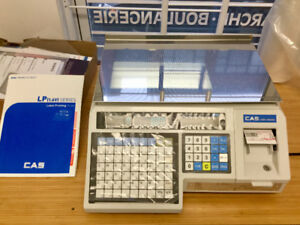 Label Printing Scale «CAS»