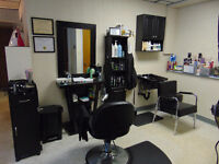 Salon/spa space available for rent in Sackville, NB
