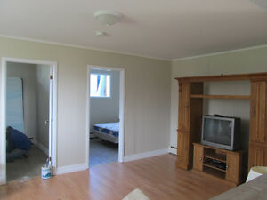 "FIRST MONTH ""FREE"" - 2 Bedroom Apartment - SOURIS - PEI"