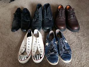 Rush Assorted Mixed Shoes Leather Adidas Nike Under Armour Shoe Regina Regina Area image 4