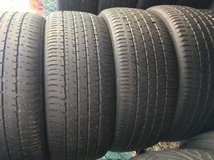 4x 205/50/17 Toyo Proxies A18 Tires
