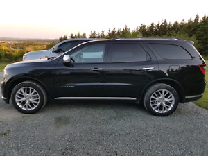 2014 Dodge Durango Citadel CHEAPEST ON KIJIJI