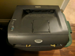 Brother HL-2070N Netwok Laser Printer with WiFi