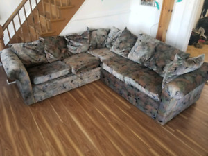 Sectional Couch Set