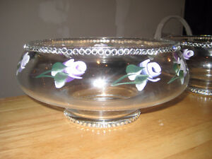 9 Candy bowls and jars - NEW PRICE- FREE DELIVERY Kitchener / Waterloo Kitchener Area image 1