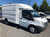 Ford transit ex Bt box van mwb 2009 59 Reg only 84,000 miles