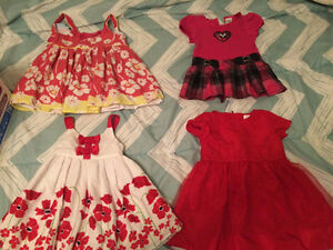 Baby girl clothes lot 6-12 month sizes Downtown-West End Greater Vancouver Area image 2