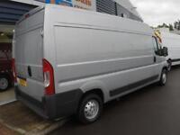 2015 Citroen RELAY 35 L3H2 ENTERPRISE HDI Van *SILVER* Manual Large Van
