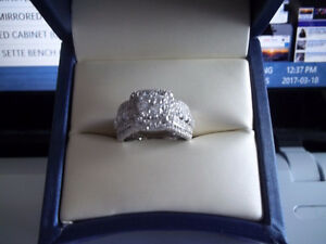 NEED TO SELL THIS BEAUTIFUL 14K 1.70CT DIAMOND RING (CASH)