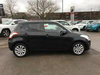 2015 Suzuki Swift SZ4 Petrol black Automatic