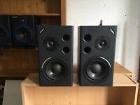 Alesis M1 Active Mk2 Studio or DJ Monitor Speakers