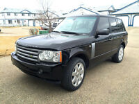 2007 Beautiful Land Rover Range Rover HSE SUV Great Condition