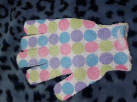 New bath glove £ 0.50p