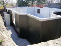 FOUNDATION DAMP PROOFING