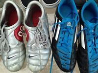 Boys shoes/ soccer cleats