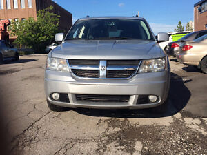 2010 Dodge Journey R/T SUV, 7SEATER,DVD,LEATHER,CERTIFIED.